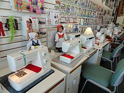 sewing-stations